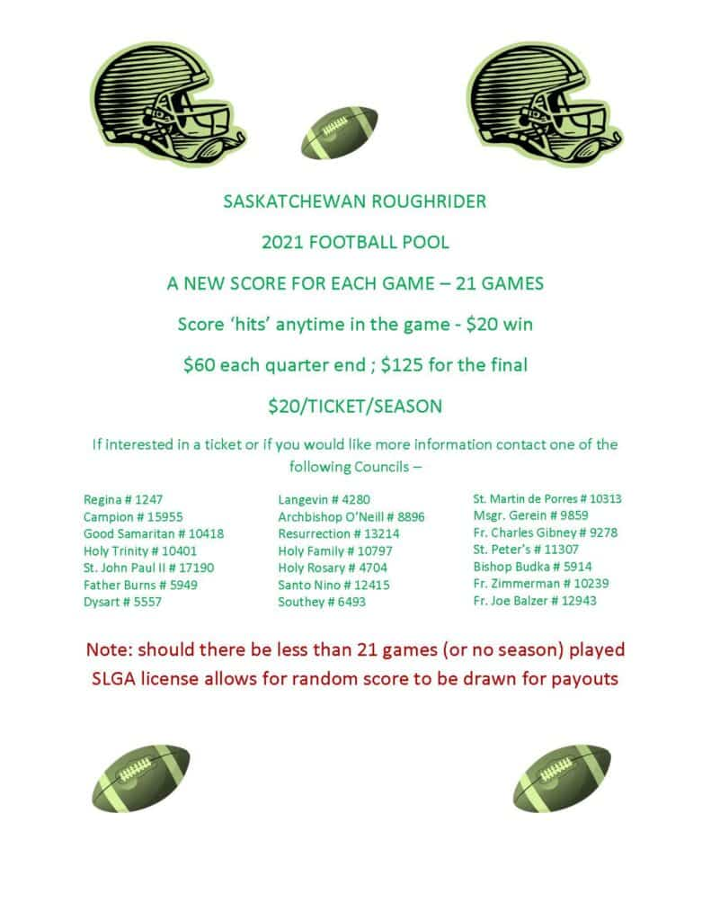 Poster - Chapter football - 2021